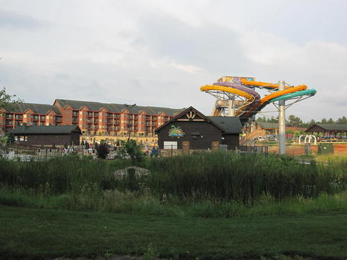 Wisconsin Dells Golf Wisconsin Dells Resort: Wilderness Hotel & Golf Resort With Indoor/outdoor