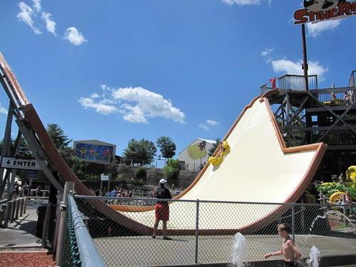 Noah Ark Water Park Cabin 89