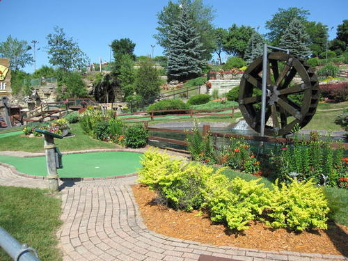 Wisconsin Dells Golf Wisconsin Dells Resort: Pirates Cove Adventure Park And Golf
